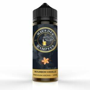 hause_des_dampfes_aromat_10.1658-e1558795538346-300x300 Haus des Dampfes - Bourbon Vanille - 10ml Longfill