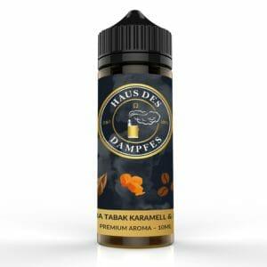 hause_des_dampfes_aromat_10.1690-e1558954377636-300x300 Haus des Dampfes - Virginia Tabak Karamell & Kaffee - 10ml Longfill