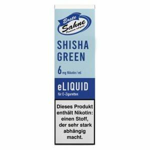 shishagreen-300x300 Erste Sahne Shisha Green - E-Zigaretten Liquid 0mg