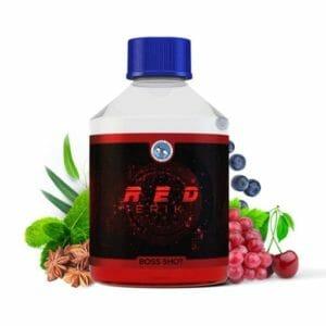 Boss-Red-Erik-300x300 FlavourBoss - Red Erik Boss Shot - 50ml Aroma in einer 250ml Flasche