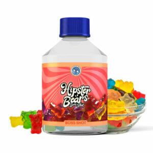 Boss-hipster-300x300 FlavourBoss - Death to Hipster Bears Boss Shot - 50 ml Aroma in einer 250 ml Flasche