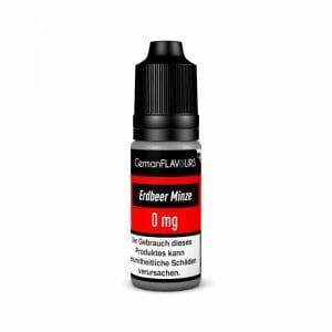 erdbeer-minze-standard-liquid-300x300 GermanFLAVOURS - Erdbeer Minze - E-Zigaretten Liquid
