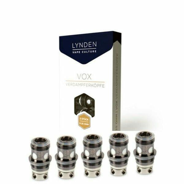Vox-025-Lynden-600x600 Lynden - VOX - Coils 0,25 Ohm