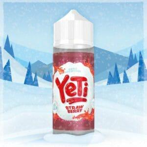 lij-300x300 Yeti - Strawberry ICE COLD - Liquid 120 ml
