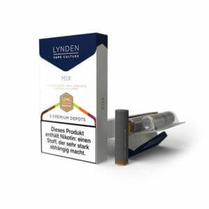 mx-300x300 LYNDEN - Depots - MIX - 12mg Nikotin