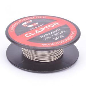 Coilology-Clapton-Nichrome-Spule-10ft-300x300 Coilology - Clapton Nichrome Spule (10ft) 24/36