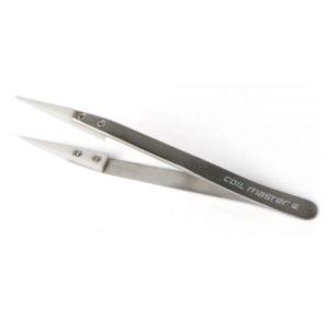 Coil-Master-Keramik-Pinzette-Silber-1-300x300 Coil Master - Keramik Pinzette - Silber