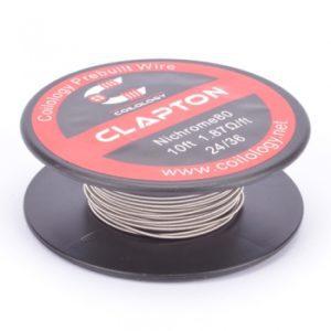 Coilology-Clapton-Nichrome-Spule-10ft-1-300x300 Coilology - Clapton Nichrome Spule (10ft) 24/36