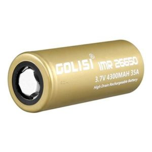 Golisi-S43-26650-35A-4300-mAh-Akku-1-300x300 Golisi - S43 26650 35A - 4300 mAh Akku