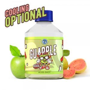 Guapple-Boss-Shot-1-1-300x300 Flavour Boss - Guapple Boss Shot - 50ml Aroma in 250 ml Flasche