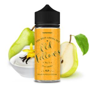 OLD-FELLOWS-No.-5-Pear-Vanilla-Cream-1-300x300 OLD FELLOWS - No. 5 Pear Vanilla Cream - 20 ml Aroma