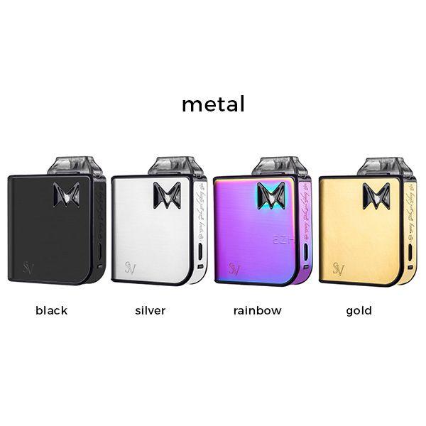 Smoking-Vapor-Mi-Pod-Kit-metal-1 Smoking Vapor - Mi-Pod Kit