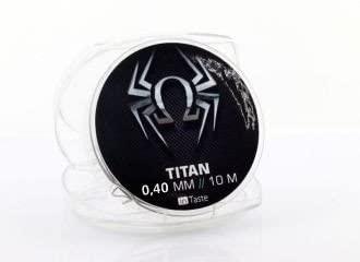 Titan-Heizdraht-040-mm-26AWG-1 Titan - Heizdraht - 0,40 mm