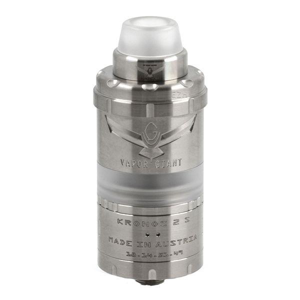 Vapor-Giant-Kronos-2S Vapor Giant - Kronos 2 S - Silber