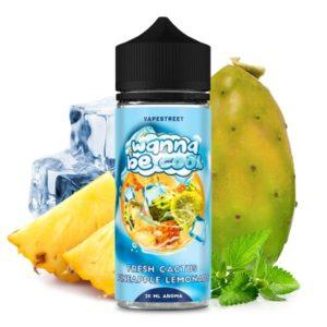 WANNA-BE-COOL-Fresh-Cactus-Pineapple-Lemonade-1-300x300 WANNA BE COOL - Fresh Cactus Pineapple Lemonade - 20 ml Aroma