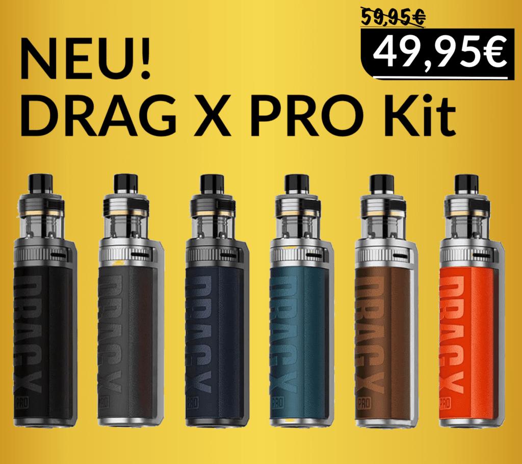 Drag-x-Pro-Kit-Sale-1024x910 Haus des Dampfes - E-zigaretten, Liquids & Zubehör Onlineshop