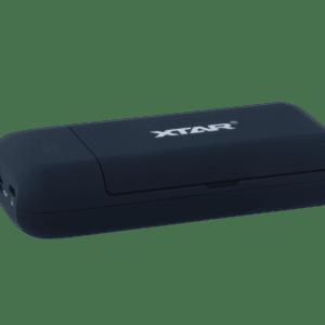 Xtar-PB2-Ladegert-liegend-3-300x300 XTAR - PB2 Ladegerät