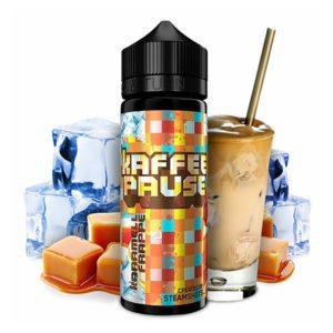 steamshots-kaffeepause-frappe-karamell-300x300 KAFFEEPAUSE by Steamshots Karamell Frappé Ice Aroma 20ml
